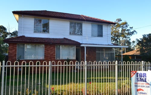 24 Third Avenue., Macquarie Fields NSW 2564