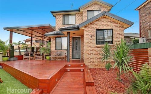 12 Richardson Street, Merrylands NSW