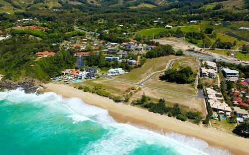 Lot 11 Ocean Front Drive, Sapphire Beach NSW 2450