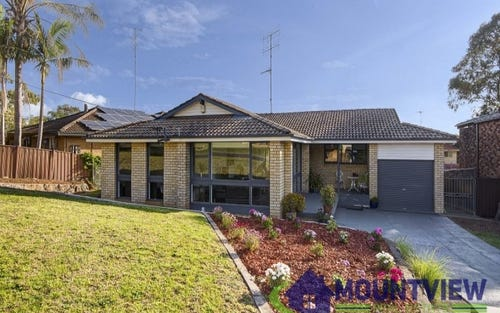 2 Warrina Avenue, Baulkham Hills NSW 2153