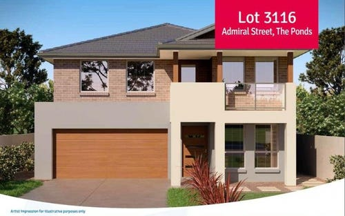 L3116 Admiral Street, The Ponds NSW 2769