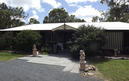 'Woodyglen', 1504 Bruxner Highway, Bryans Gap NSW 2372