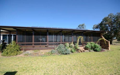942 Warrah Ridge-Bonny Rigg Road, Quirindi NSW 2343