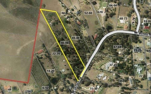 30 Mount Vernon Road, Mount Vernon NSW 2178