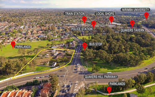 8 - 10 Hambledon Road, Quakers Hill NSW 2763