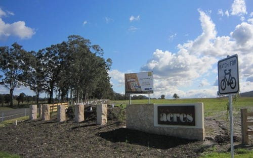 Lot 120 Gresford Road, Paterson NSW 2421