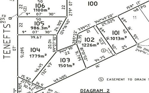 Lot 102 to 106 Airport Street, Temora NSW 2666