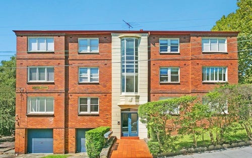 2/1 Bardsley Gardens, North Sydney NSW