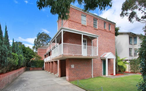 1/18 Paget Street, Richmond NSW