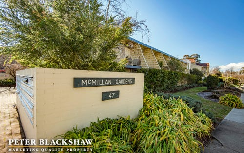 33/47 McMillan Cr, Griffith ACT 2603