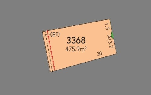 Lot 3368 Allison Circuit, Oran Park NSW 2570