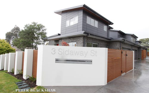 2/3 Sidaway Street, Canberra ACT
