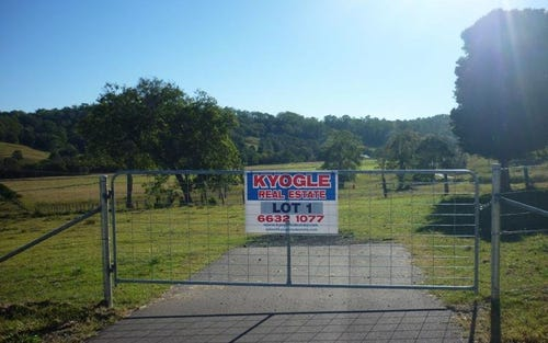 L1 Afterlee Road, Kyogle NSW 2474