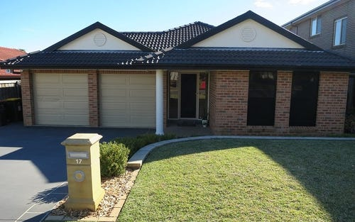 17 Hazelton Ave, Kellyville Ridge NSW