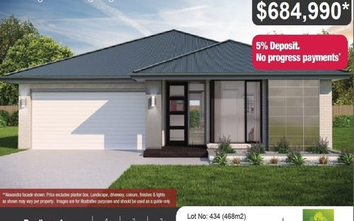 Lot 434 James Riley Drive, Mulgoa Rise, Glenmore Park NSW 2745
