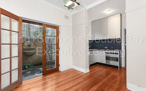 1/26A William Street, Double Bay NSW