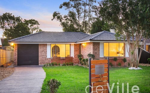 3 Cocos Place, Quakers Hill NSW 2763