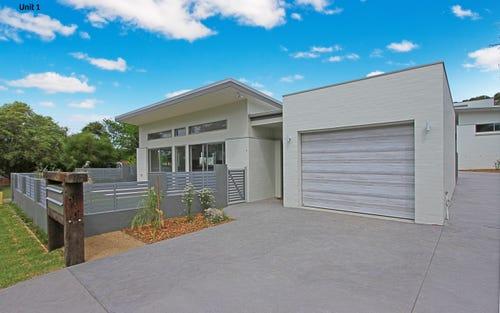 Units 1&2, 6 New Street, Ulladulla NSW 2539