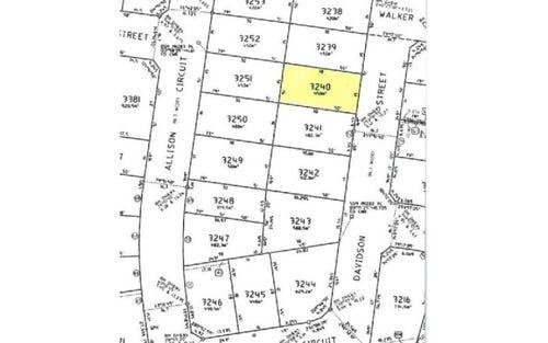 Lot 3240 Davidson Street, Oran Park NSW 2570