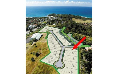 Lot 5 (46) Aspect/ Pinnacle Way, Coffs Harbour NSW 2450