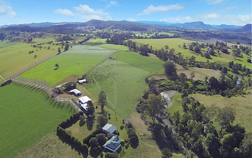 961 & 850 Wiangaree Back Road, Kyogle NSW 2474
