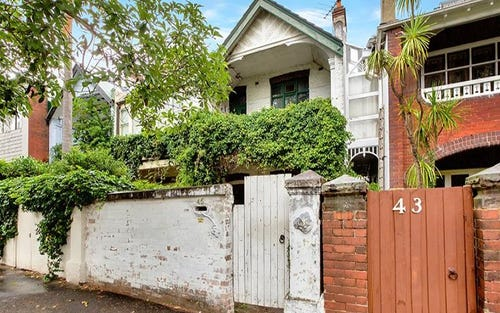 1/45 Moore Park Road, Paddington NSW