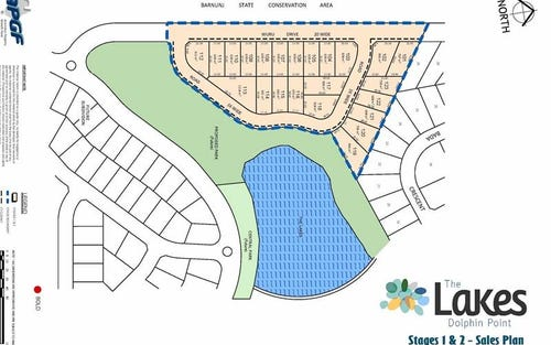 Lot 117 The Lakes (Street Name TBA), Burrill Lake NSW 2539