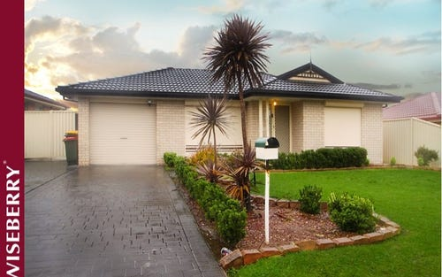 43 Bardolph Ave, Rosemeadow NSW 2560