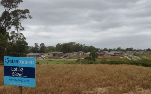 Lot 52 Armbruster Ave, Kellyville NSW 2155