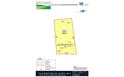 LOT 304 Holland Avenue, Gillieston Heights NSW 2321