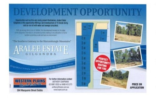 Lot 7 Aralee Rd, Gilgandra NSW 2827