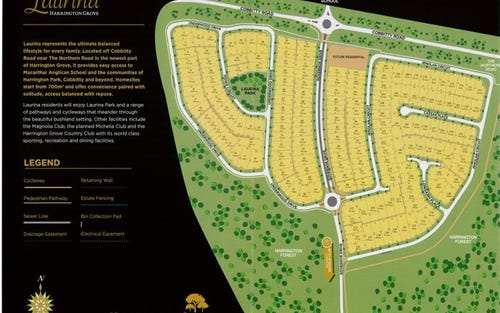 Lot 71 Governor Drive, Harrington Park NSW 2567