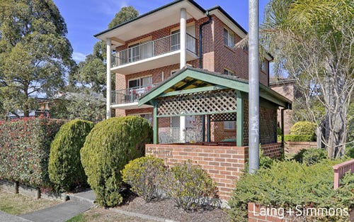 3/42 Bridge Road, Hornsby NSW
