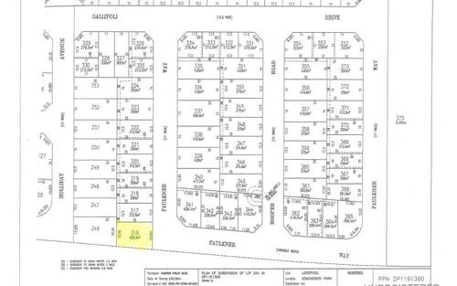 Lot 316, Faulkner Way, Edmondson Park NSW 2174