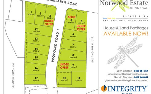Lot 2 Kamilaroi Rd, Gunnedah NSW 2380