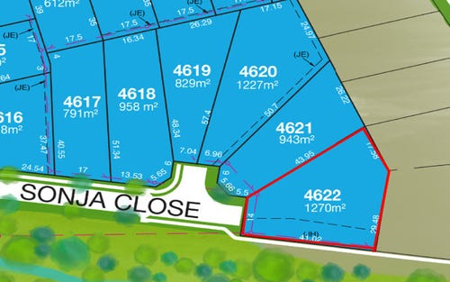 Lot 4622, Sonja Close, Northlakes Estate, Cameron Park NSW 2285