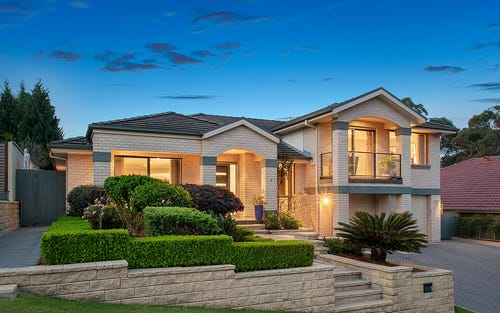 3 Mansfield Wy, Kellyville NSW 2155