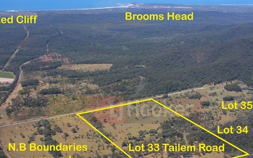 Lot 33 Tailem Drive, Taloumbi NSW 2463