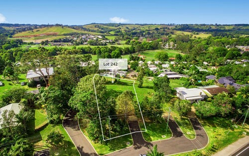 Lot 242 Granuaille Crescent, Bangalow NSW 2479
