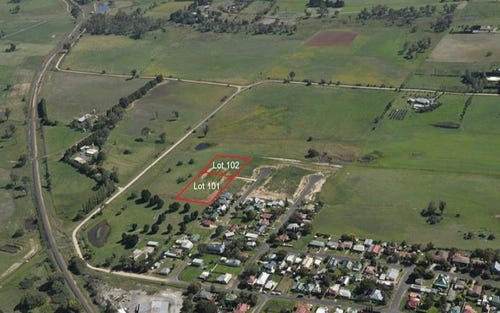 Lot 101 - 108, 27-29 Unwin St, Millthorpe NSW 2798