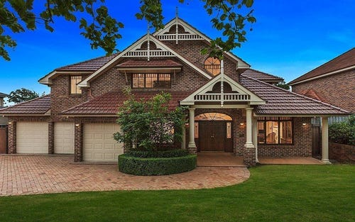 10 Carrbridge Drive, Castle Hill NSW 2154