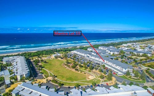 Lot 59 Mantra on Salt Beach, Kingscliff NSW 2487