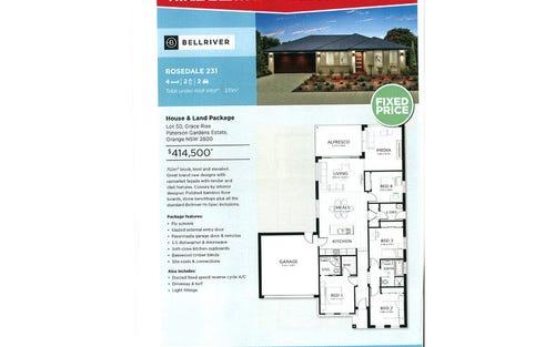 Lot 50 Grace Rise, Bletchington NSW 2800