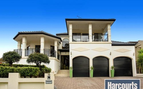 19 Bentley Avenue, Kellyville NSW 2155