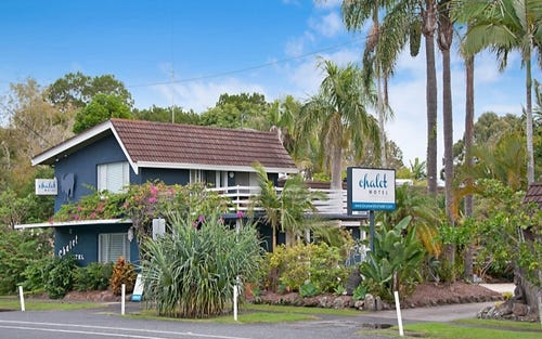 66-68 Tweed Street 'Chalet Motel', Brunswick Heads NSW 2483