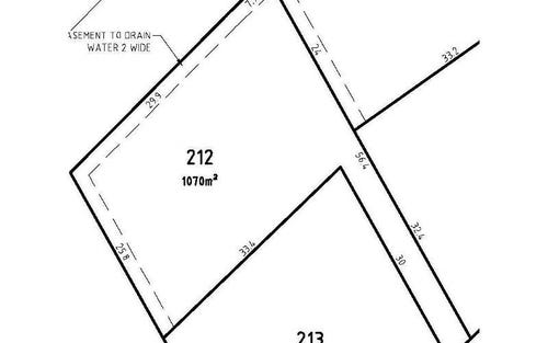 Lot 212 Riverview Estate Stage 2, Bathurst NSW 2795