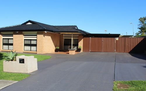 48 Glen Elgin Crescent, Edensor Park NSW 2176