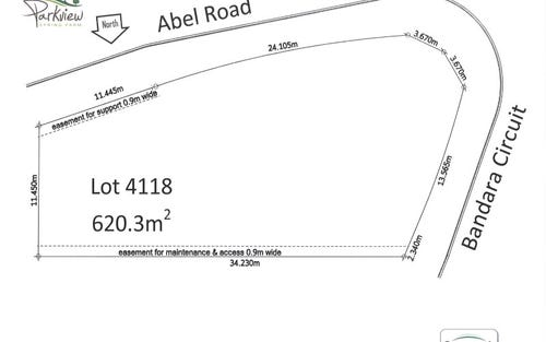 Lot 4118, 18 Bandara Circuit, Spring Farm NSW 2570