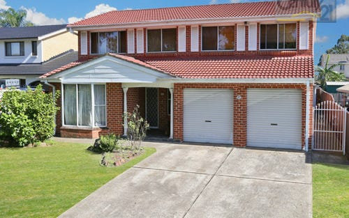 21 Ebony Crescent, Quakers Hill NSW 2763