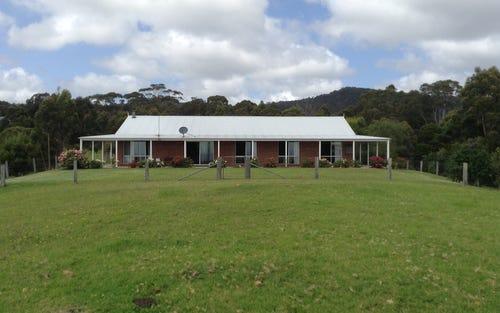 133 Radium Ridge Road, Myrtle Mountain NSW 2550